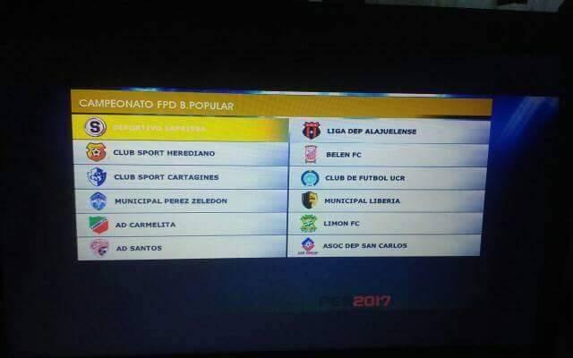 PES 2017: la Juventus non figura fra le squadre con licenza ufficiale