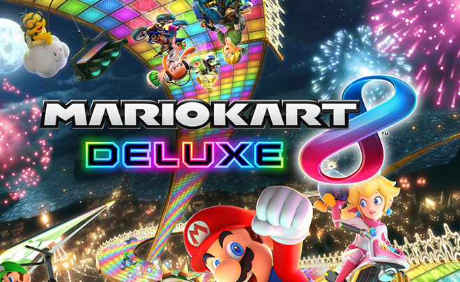 Nuovi dettagli su Mario Kart 8 Deluxe