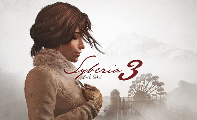 Ubisoft: annunciata la distribuzione di Syberia 3