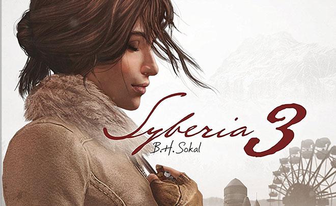 Syberia 3 disponibile da oggi, ecco il trailer di lancio