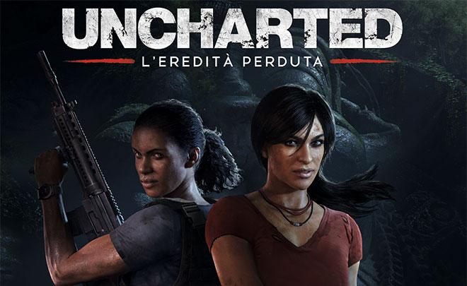 Uncharted The Lost Legacy arriverà su PS4 il 23 agosto