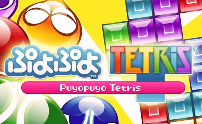 Puyo Puyo Tetris: demo disponibile su Nintendo Switch