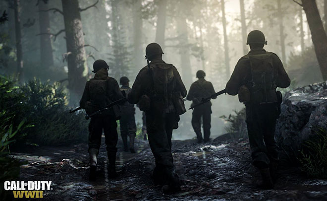 Call of Duty: WWII, parte a mezzanotte una serie di livestream esclusivi
