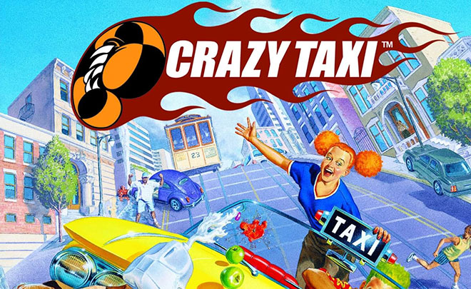 Crazy Taxi disponibile gratis da SEGA su sistemi iOS e Android