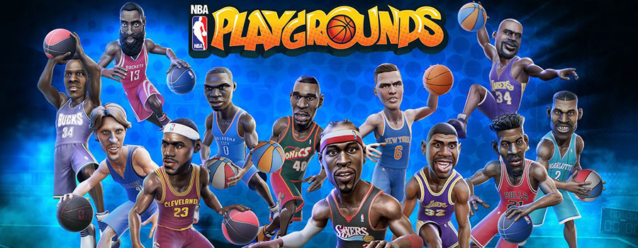 NBA Playgrounds recensione