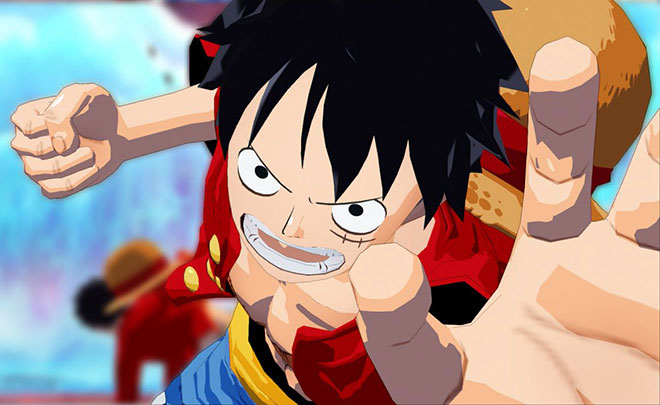 One Piece: Unlimited World Red Deluxe Edition annunciato con un trailer