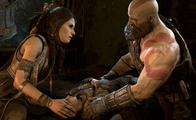 [E3 2017] God of War 4 - Screen e nuovi dettagli