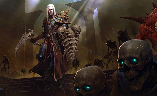 Diablo III: il Negromante arriverà il 27 giugno