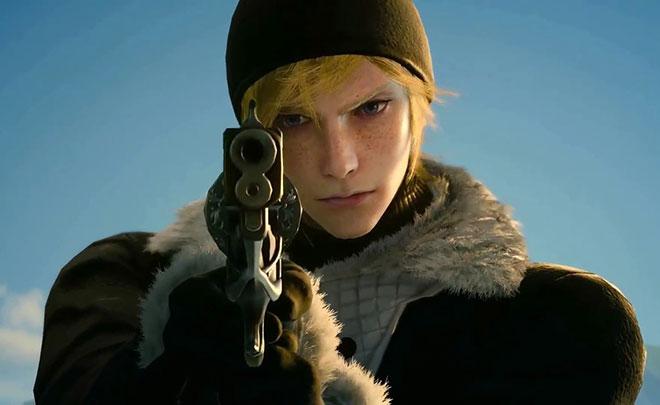 Final Fantasy XV Episode Prompto: ecco il trailer ufficiale