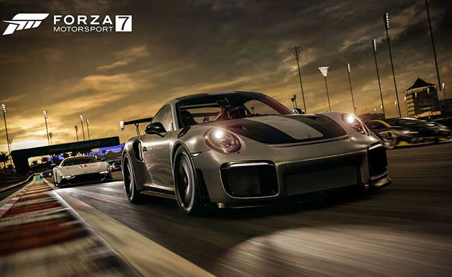 Forza Motorsport 7: arriva in 4K nativo su PC