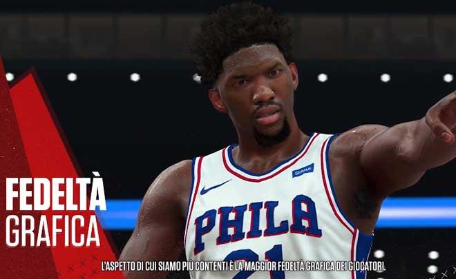 NBA 2K18: un nuovo video dedicato al comparto grafico