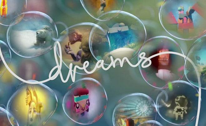 Dreams: nuovo trailer condiviso ai The Game Awards 2017