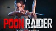 poon raider tomb raider porno