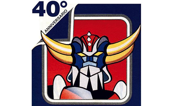 La sigla originale di Goldrake che compie 40 anni