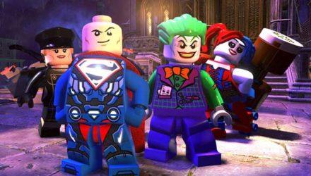 LEGO DC Super Villains DLC