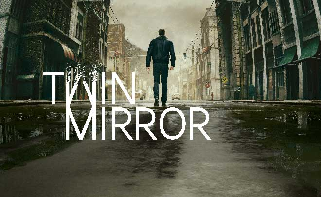 Twin Mirror trailer gameplay