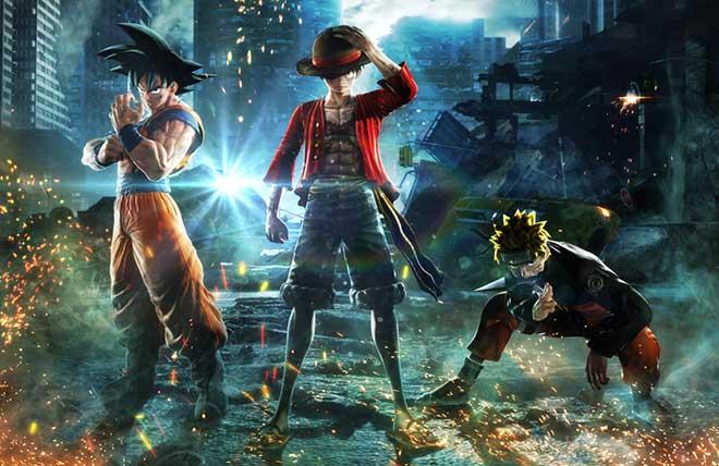 Jump Force nuovi personaggi