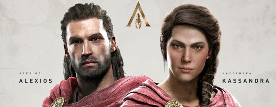 Assassins Creed Odissey Recensione