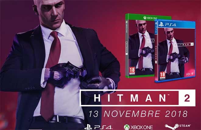 Hitman 2 Recensione