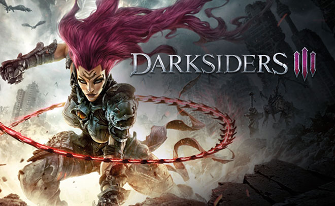 Darksiders 3 Intro