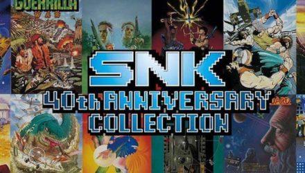 SNK 40th Anniversary Collection Recensione