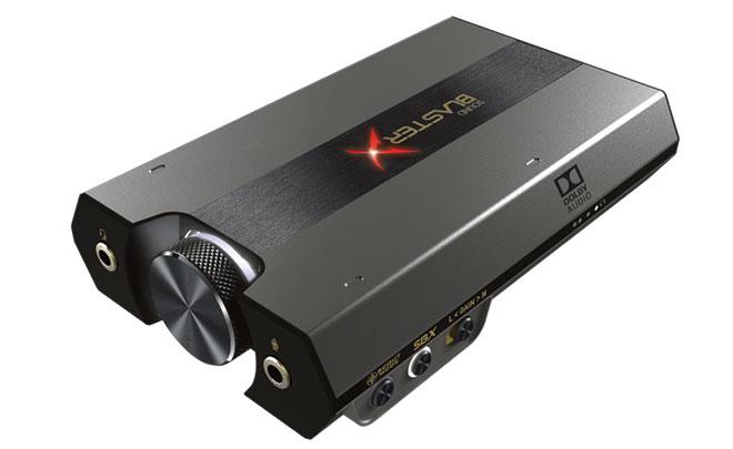 Sound BlasterX G6