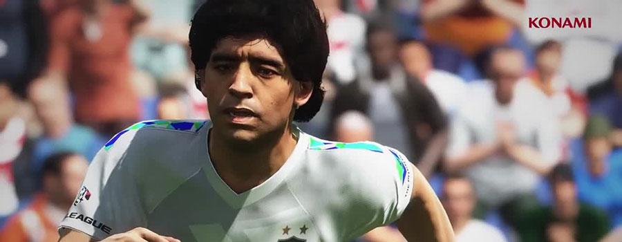 PES 2019 Maradona