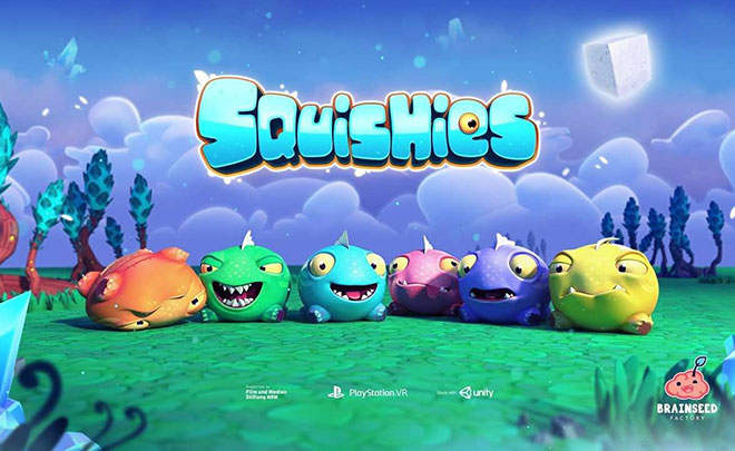 Squishies Playstation VR Recensione