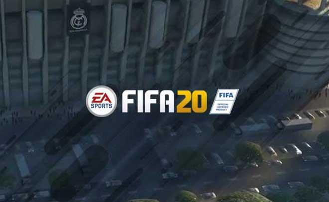 Risultati immagini per EA SPORTS FIFA 20