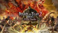 Attack on Titan 2 Final Battle Recensione