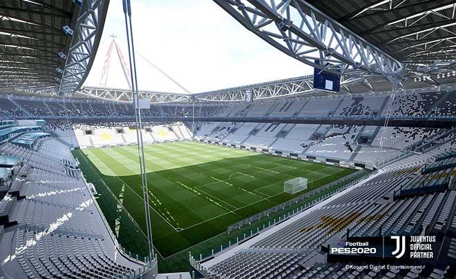 Addio FIFA: la Juventus sarà esclusiva di PES 2020