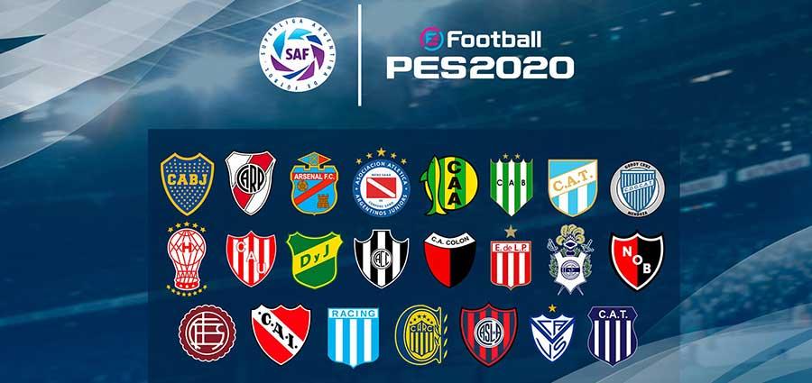 PES 2020 Campionato Argentino