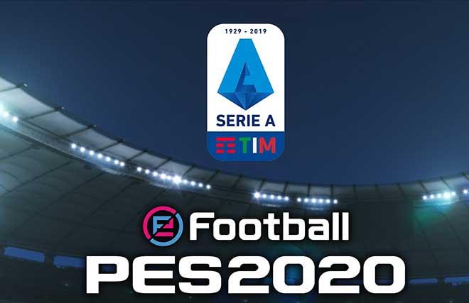 PES 2020 Data Pack
