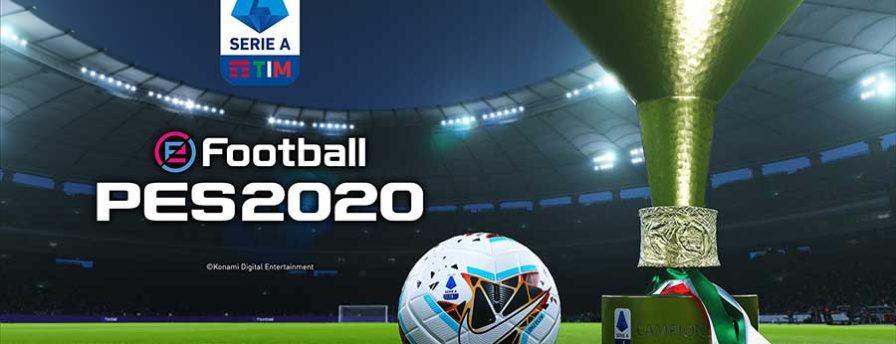 PES 2020 Serie A Ufficiale