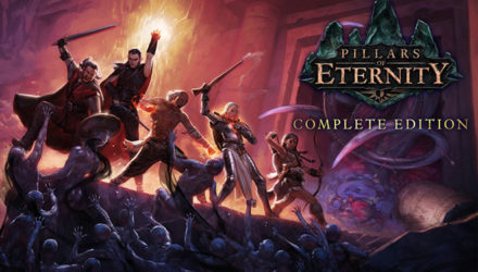 Pillars of Eternity Complete Edition Switch Recensione