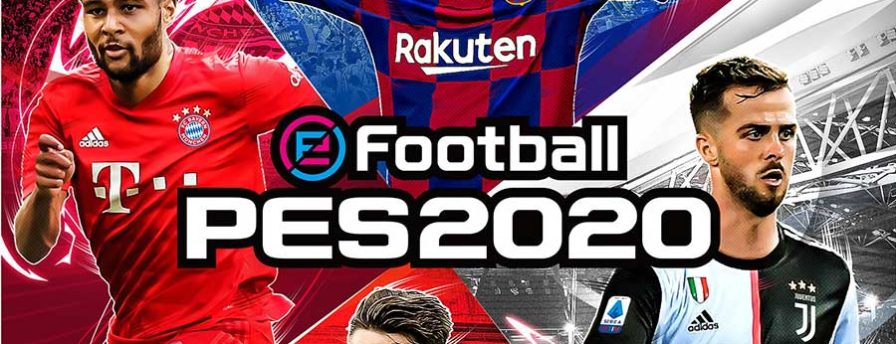 PES 2020 Patch Day One