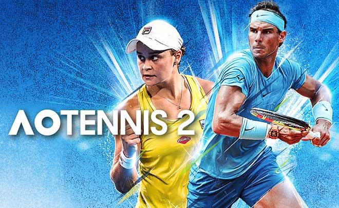 AO Tennis 2 arriva a gennaio, ecco il nuovo trailer
