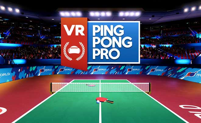 VR Ping Pong Pro Recensione