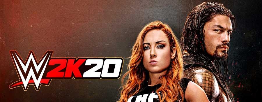 WWE 2K20 Recensione