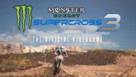 Monster Energy Supercross 3 Recensione