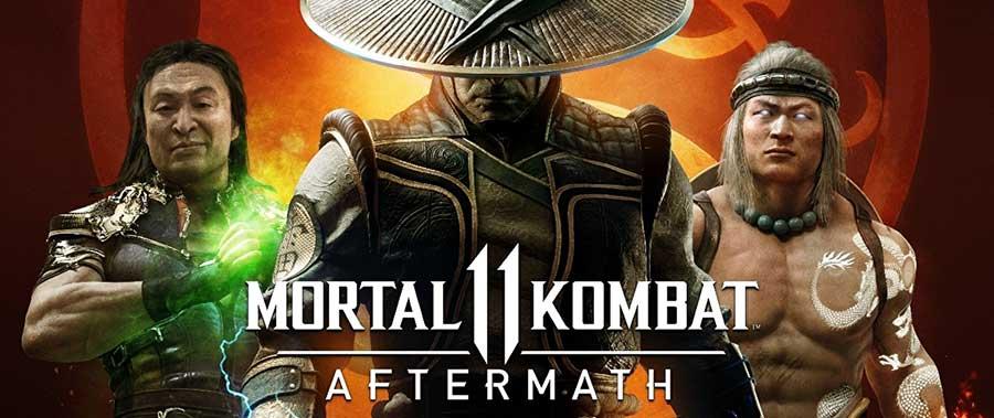 Mortal Kombat 11 Aftermath Recensione