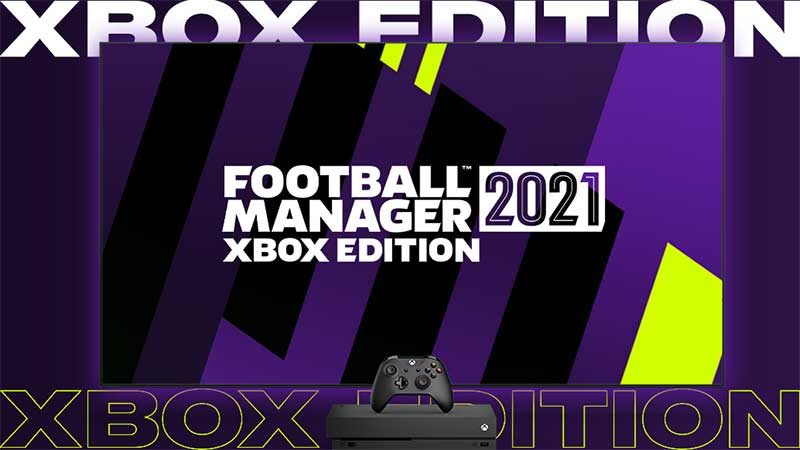 Football Manager 2021 per Xbox