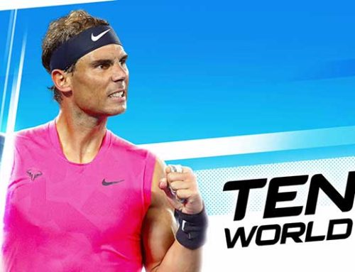 Vinci Tennis World Tour 2 per PC con il TGTech!