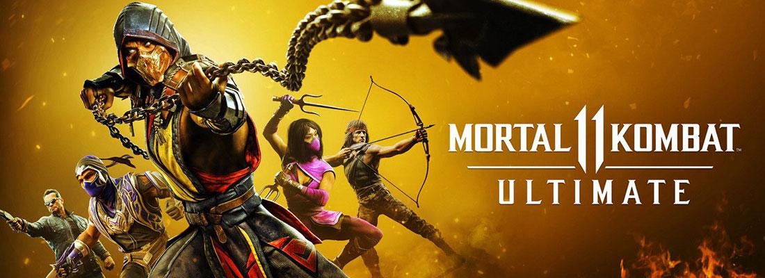 Mortal Kombat 11 Ultimate Recensione