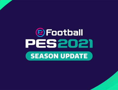 PES 2021: Premi punti eFootball in aggiornamento