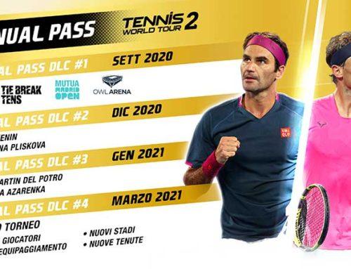Tennis World Tour 2 in arrivo sulle console next-gen