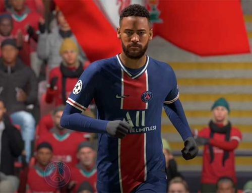 Fifa 21 Playstation 5 Partita 4K Liverpool PSG!