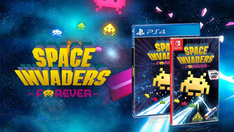 Space Invaders Forever Recensione