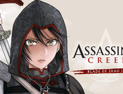 Un Nuovo Manga per Assassin's Creed