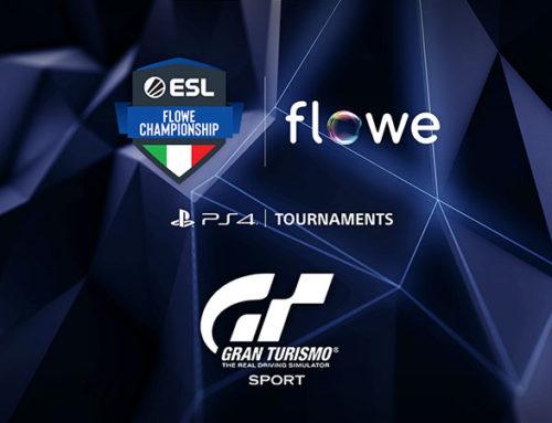 GT Sport entra in ESL Flowe Championship